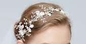 flower hairpiece accessory