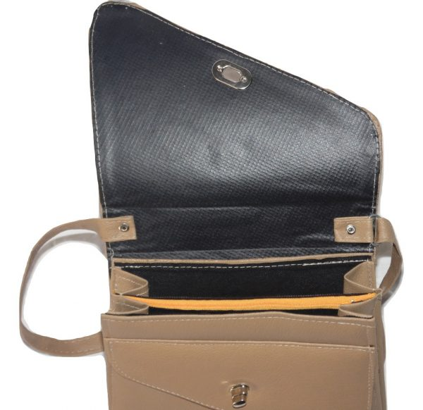 satchel shoulder bag inside view