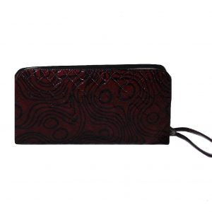 Wristlet clutch purse women wallet