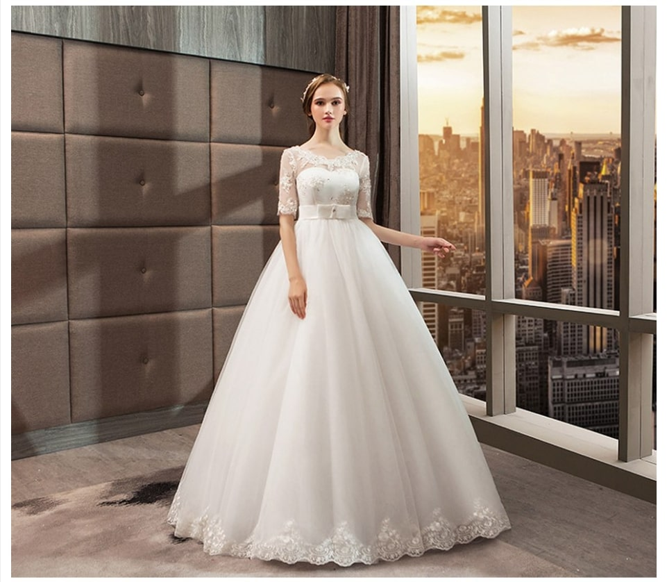 Buy Lace Ball Gown In Kenya At A Cheap Price