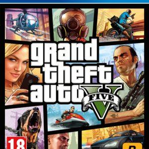 Grand theft auto V(GTA 5)