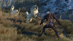 the witcher3 play