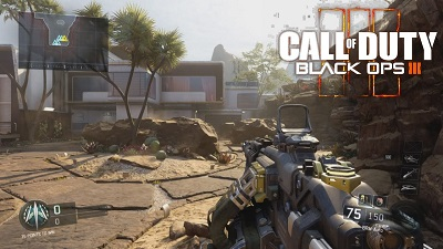 call of duty black ops 3 gameplay