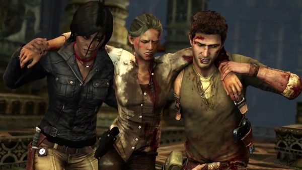 uncharted the drake collection gameplay