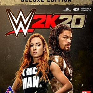 wwe 2k20 xbox one deluxe edition