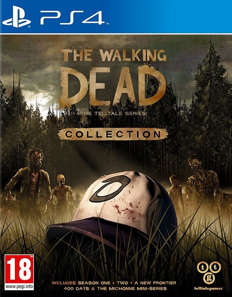 the walking dead the telltale series collection ps4 game