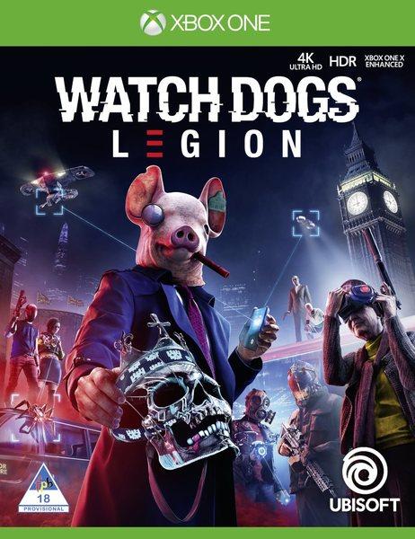 watch dog legion xbox one