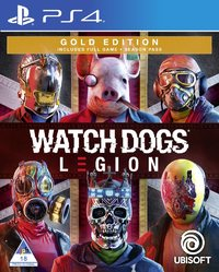 watch dogs legion gold edition ps4