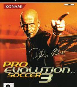 PES 3 PS2