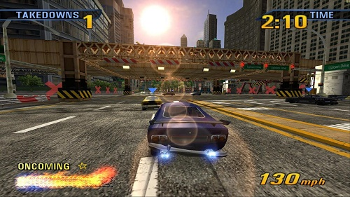 burnout 3 gameplay