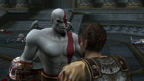 god of war 2 gameplay