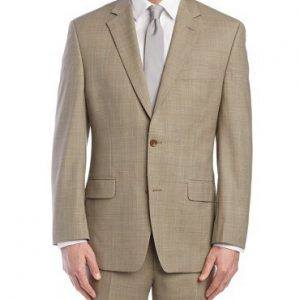 Tan Suit Blazer