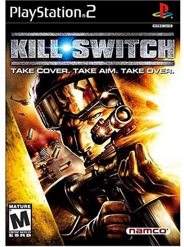kill switch ps2 game