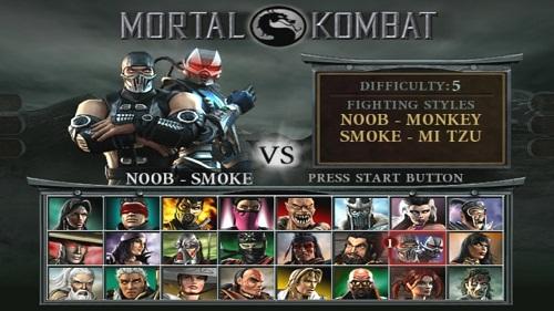 mk deception gameplay