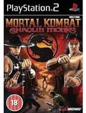 MK: Shaolin monks
