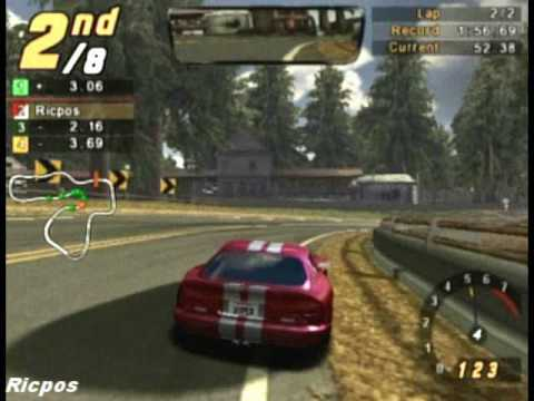 nfs hot pursuit 2 gameplay