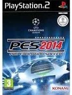 PES 2014 PS2