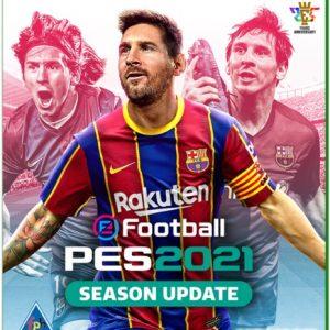 PES 2021(Pro Evolution Soccer)