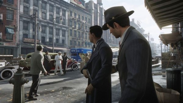 mafia gameplay