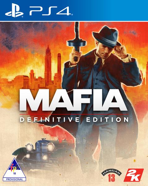 mafia ps4