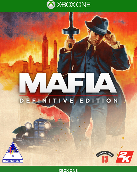 mafia xbox one