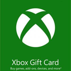 USA Xbox Gift Cards