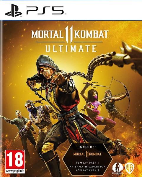 mk 11 ultimate ps5