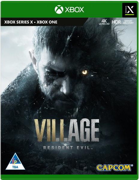 resident evil 8 village xbox one