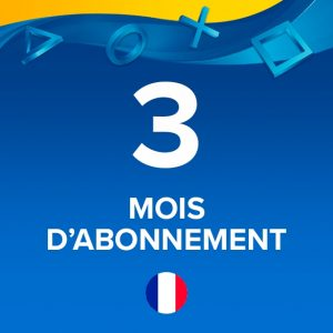 France PS plus gift cards