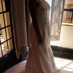Gorgeous Trumpet Wedding Gown